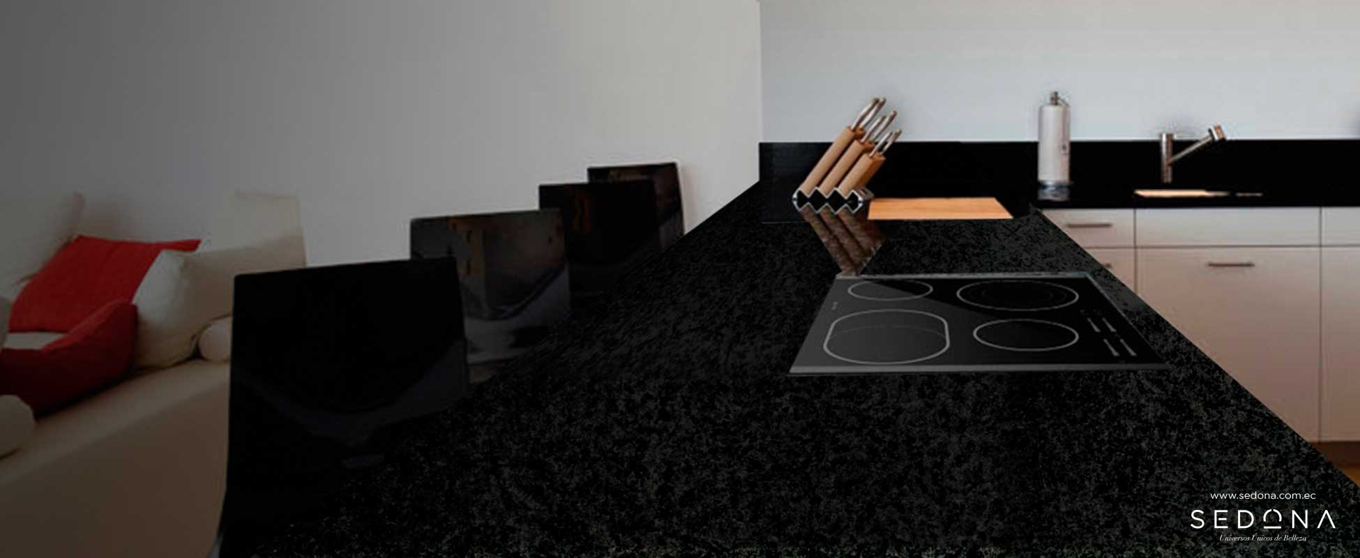 Granito | Negro Café – • SEDONA Importador Directo ...